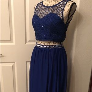 2 PCS PROM/FORMAL/HOMECOMING DRESS NEW W OUT TAG